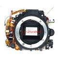 Оригинальный зеркальный шкаф Без Затвора в сборе запчастей Для Nikon D7100 SLR