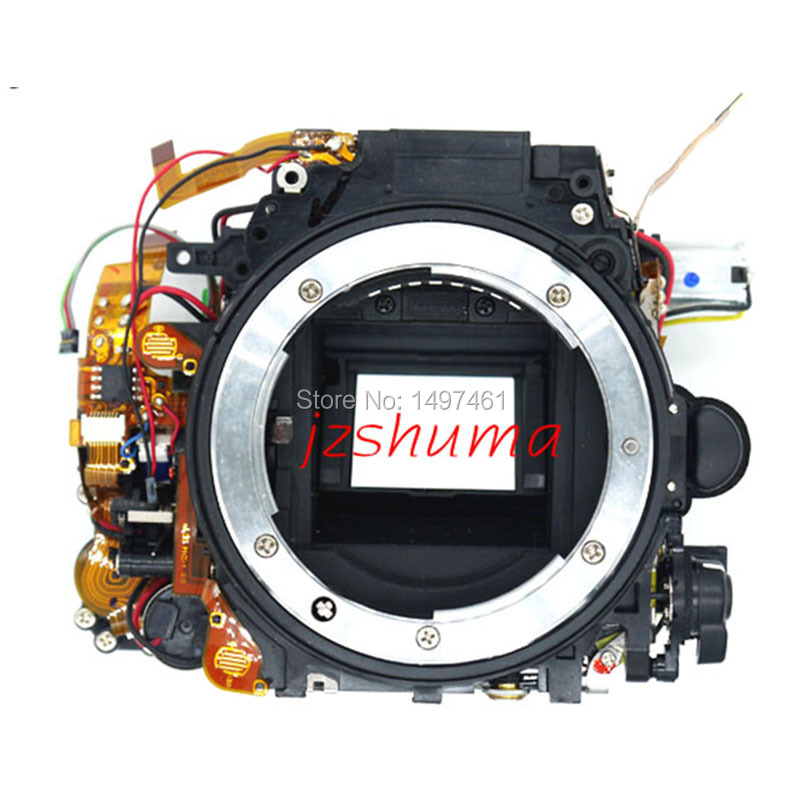 Mirror box frame assembly Repair parts For Nikon D7100 SLR профессиональная цифровая slr камера nikon d3200 18 55mmvr