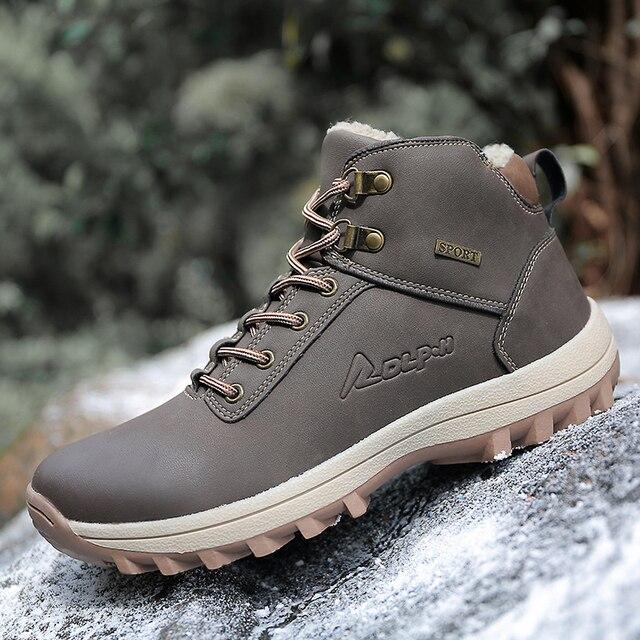 Homass Hiking Tactical Militay Boots 4