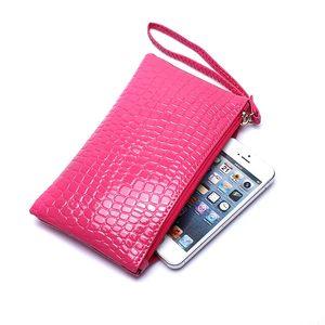 Women PU Leather Wallet Purse