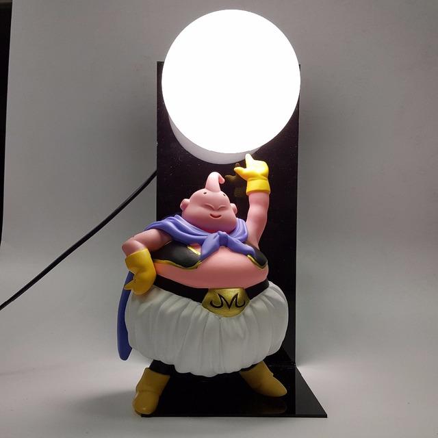 Dragon Ball Spirit Bombs Table Lamp