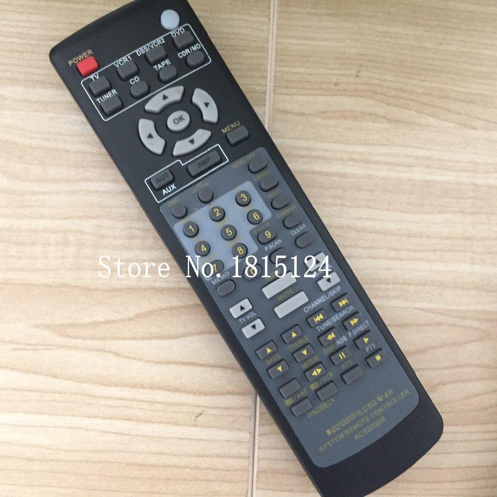 Remote Control Fit For Marantz SR5400 SR5500 SR4200 SR4600 AV Receiver System