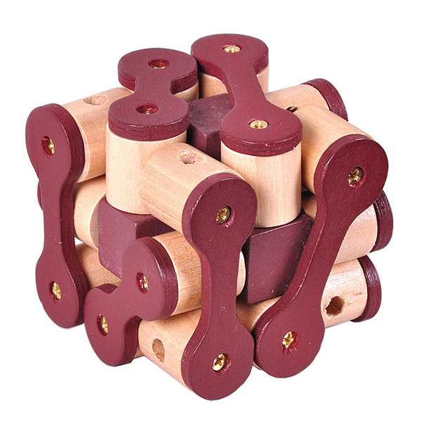 Hot 2x 3d wooden brain teaser puzzle 13 interlocking jigsaw puzzles hot 2x 3d wooden brain teaser puzzle 13 interlocking jigsaw puzzles for teens and adults challenge your logical thinking in puzzles from toys hobbies on keyboard keysfo Gallery