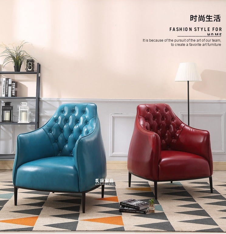 Living Room Chairs 360 Degree Swivel Folded Video Game Chair Floor Lazy Man Sofa Chair With Leather And Mesh Fabric Upholstery Armchair Living Room Furniture