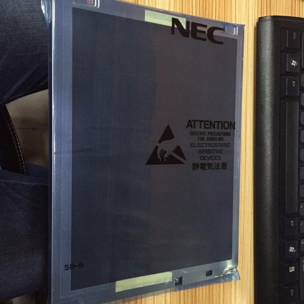 NL6448BC33-63 NL6448BC33-63D 10.4 POLEGADA LCD Industrial, new & A + em estoque, teste de trabalho