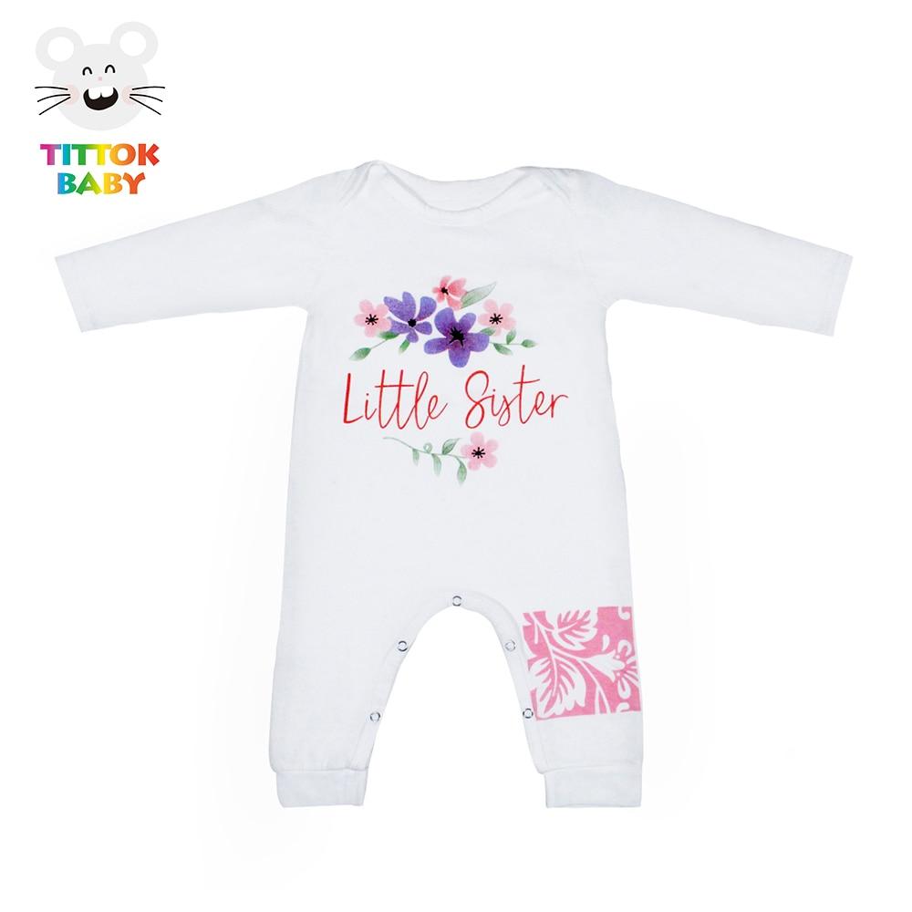 2017 เด็กสาว R Omper - เสื้อผ้าสำหรับเด็กทารก