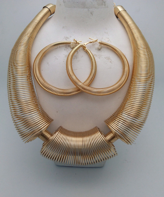 Gaelle-Gold-Plated-jewelry-sets