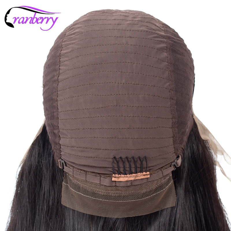 Cranberry Hair Wig Brazilian Lace Front Human Hair Wigs For Black Women Remy Straight Lace Front Wig Humain Hair Wigs