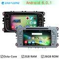 Android 6.0.1 Автомобильный DVD Octa Ядро GPS Радио Стерео Для Ford Focus S C MAX Galaxy Mondeo Galaxy Kuga Фокус 2007 2008 2009 2010 2011