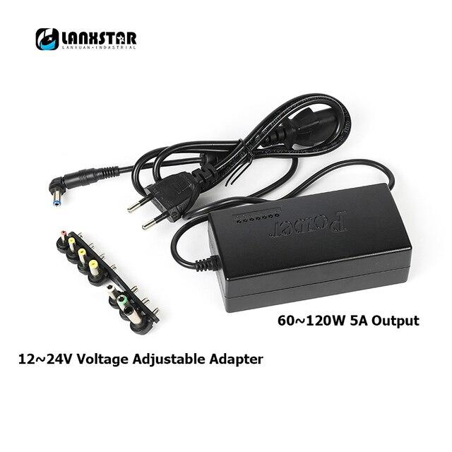 775 Motor Hand Drill 120W Adjustable Speed Power Adapter AC110~240V Output DC12V/16V/18V/19V/20V/22V/24V 5A Laptop Power Supply