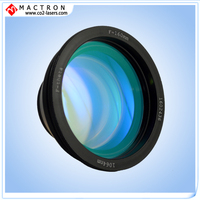 High Quality 110x110mm Area Znse Material And Optical Laser F theta Fiber Scan Lens