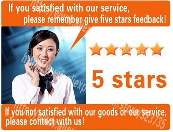 give us five stars