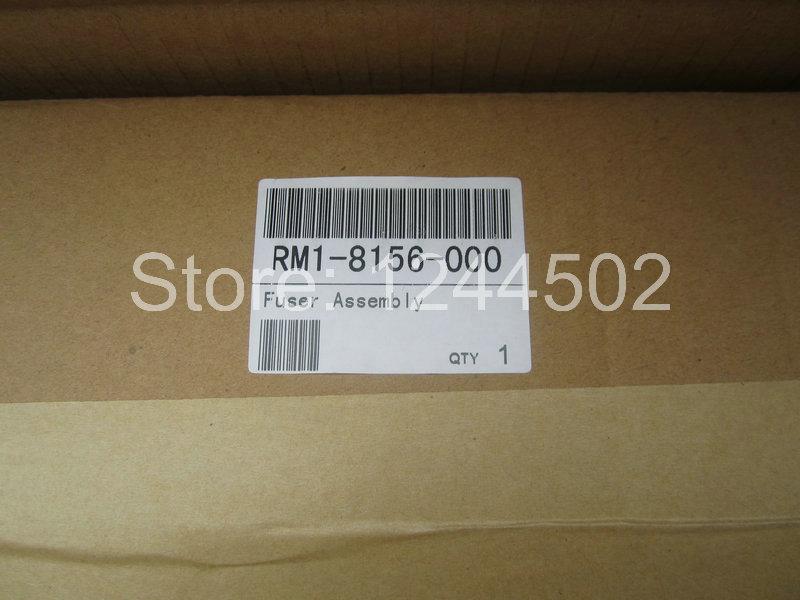 Fuser assembly Fuser unit for HP 3525 220V RM1-8156-000 fuser unit fixing unit fuser assembly for hp 1010 1012 1015 rm1 0649 000cn rm1 0660 000cn rm1 0661 000cn 110 rm1 0661 040cn 220v