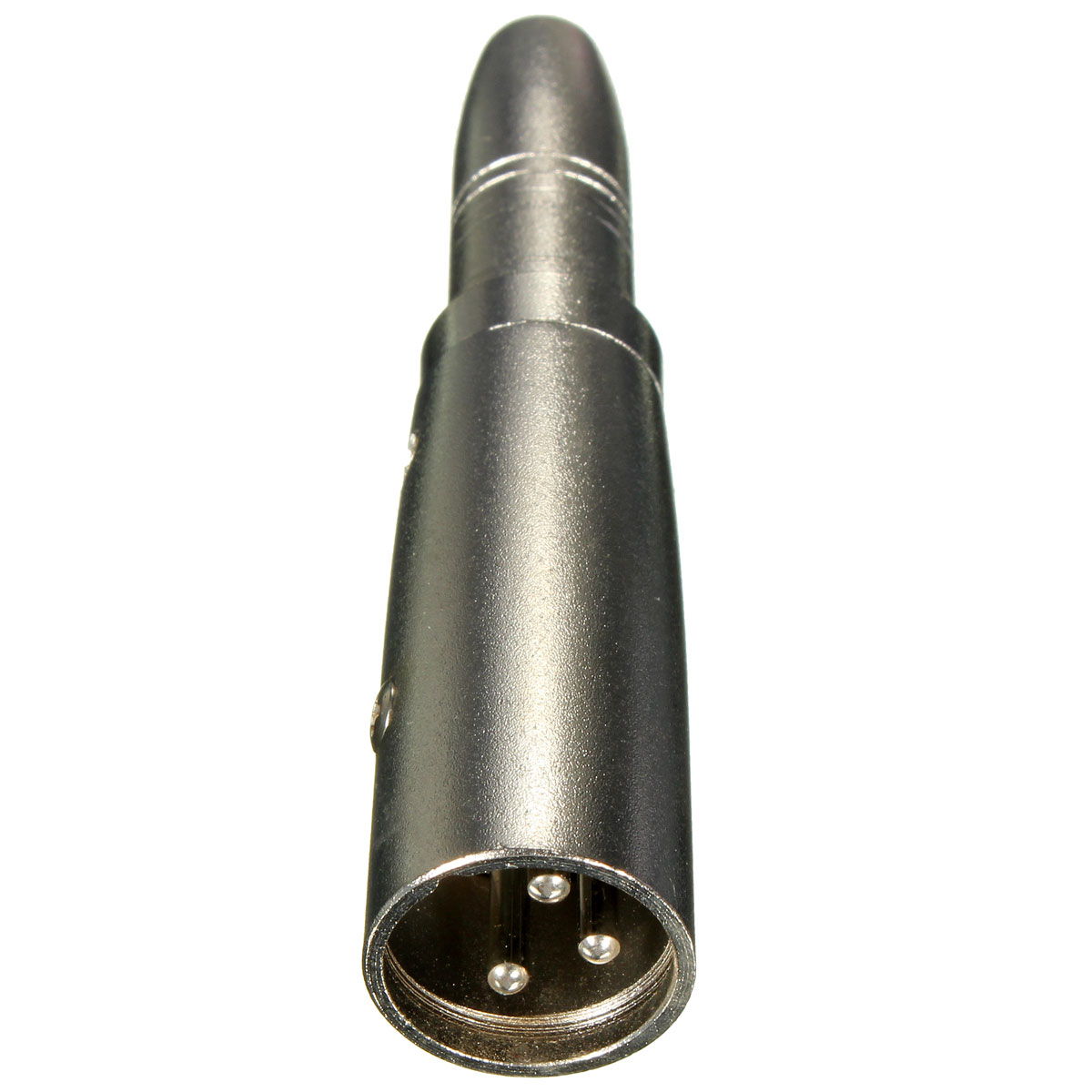 New Mic 3 Pin Xlr Male Plug To 1 4 Inch 6 35mm Mono Female