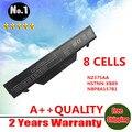 Venta al por mayor nuevos 8 celdas de la batería del ordenador portátil para HP 4510 S 4710 S 4515 S Seties HSTNN-OB89 HSTNN-IB89 HSTNN-1B52 envío gratis