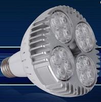 PAR30 LED Bulb 40W E27 LED Lamp COB Spot Lighting Indoor Light LED Track Light AC85