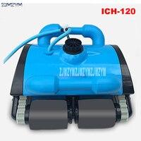 Original Swimming Pool Robot Vacuum Cleaner Underwater Vacuum Cleaner Turtle Pool Bottom Robot Cleaning Equipment 110V/220V