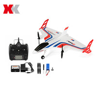 Original XK X520 2.4G 6CH 5G WIFI FPV VTOL Vertical Takeoff And Landing 3D EPP RC Airplane RTF