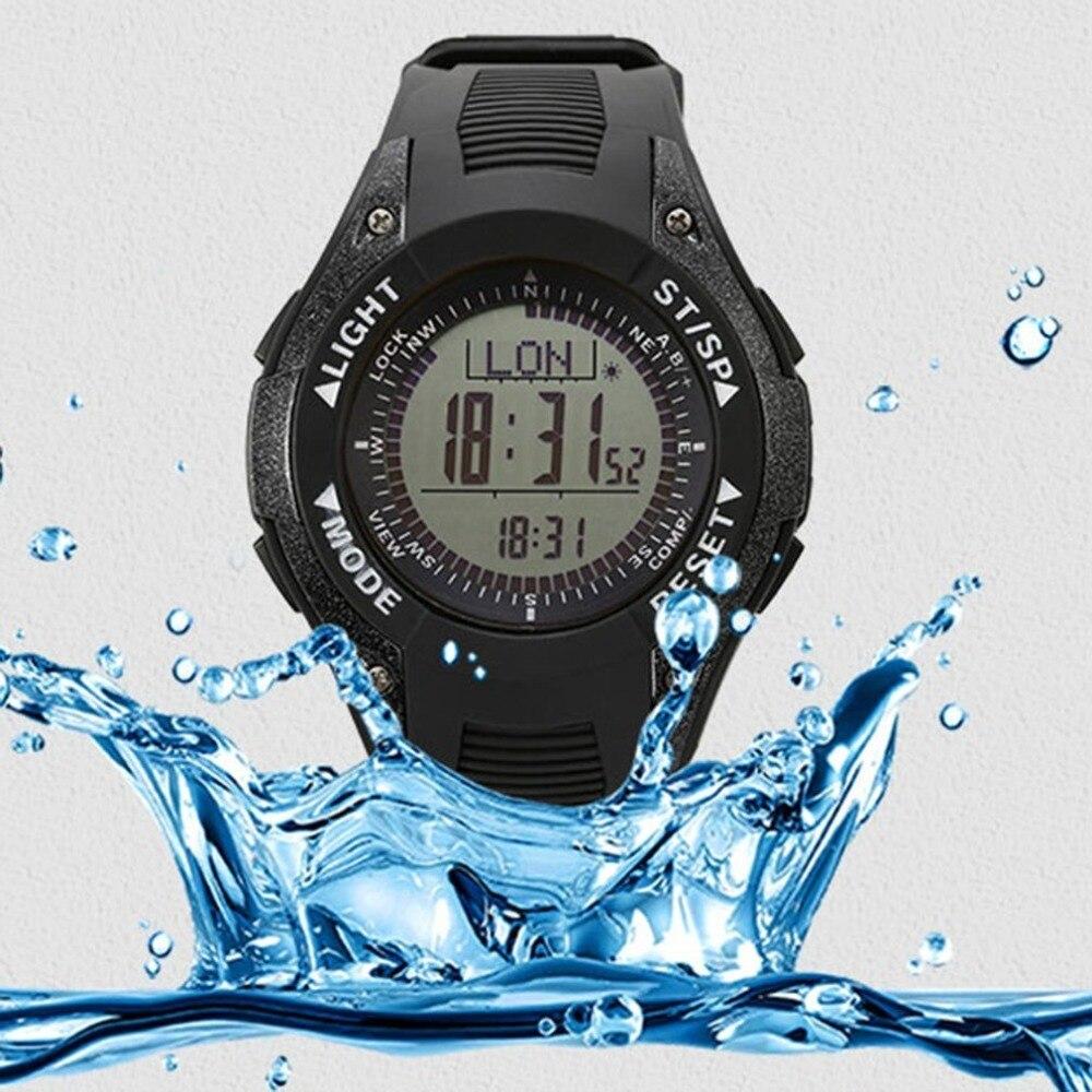 ad6511df91b0 Reloj De Pulsera SUNROAD Caliente Impermeable Retroiluminado ...