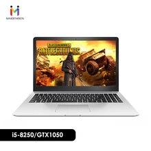 Ультратонкий офисный ноутбук MAIBENBEN DAMAI 6 S 15,6 «i5-8250U/8G/PCI-E 256G SSD/NVIDIA GTX1050 4G/DOS/серебристый