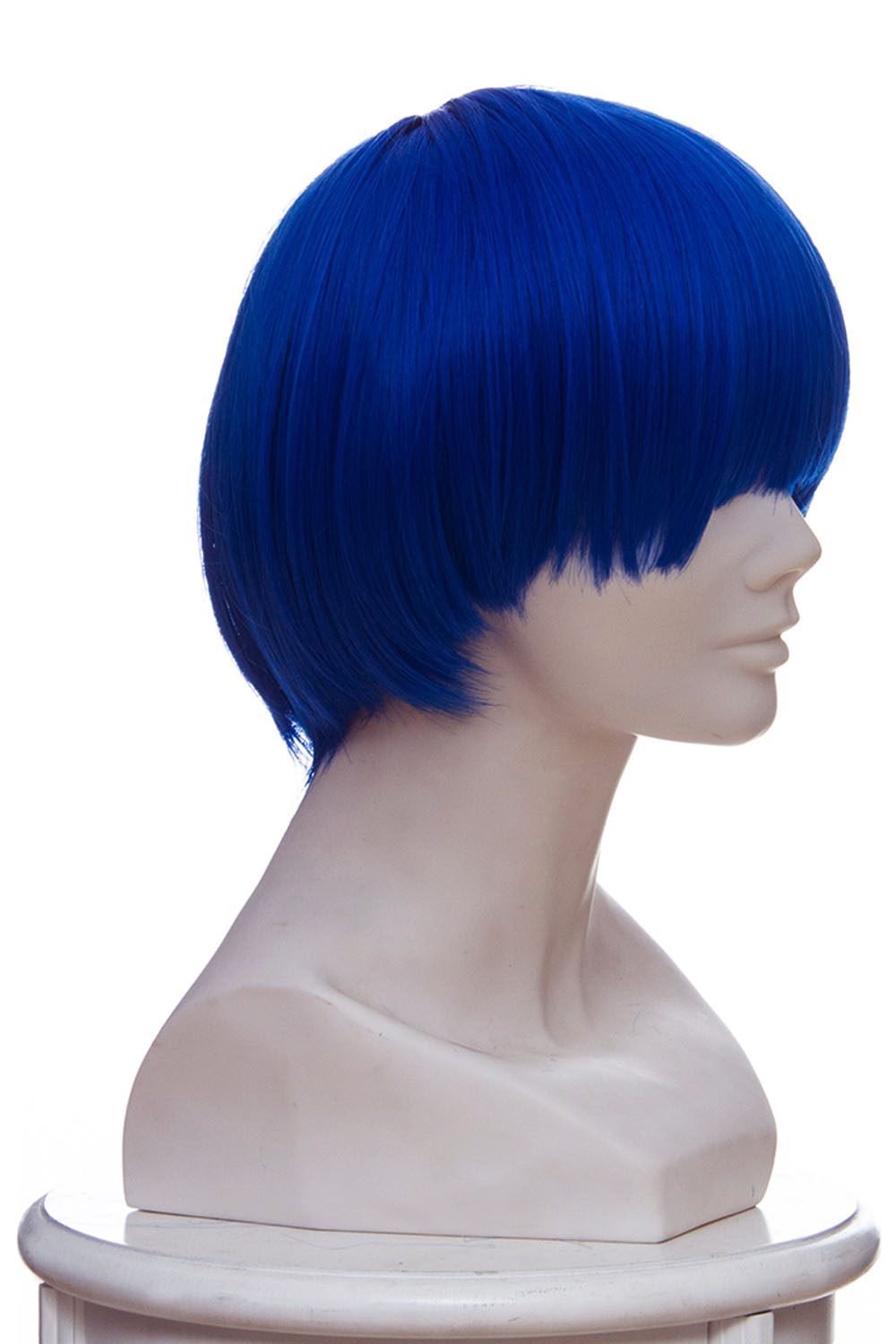 Land Of The Lustrous Cosplay Wigs Houseki No Kuni Lapis Lazuli Wig Heat Resistant Synthetic Hair Cosplay Wig + Wig Cap