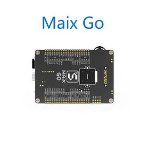 Image 3 - Sipeed MAIX ללכת K210 AI כיס Deluxe מלוא תכונות פיתוח לוח עם מעטפת המשולב הבאגים