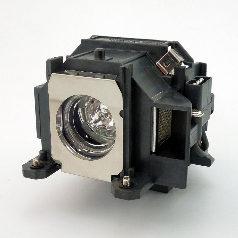Projector Lamp for EMP-1810 / EMP-1815 / EB-1810 / EB-1825 / EMP-1825 / PowerLite 1810p / PowerLite 1815p / PowerLite 1825 original projector lamp elplp48 for epson eb 1725 eb 1720 eb 1730w eb 1735w eb 1700 emp 1725 emp 1735w emp 1730w emp 1720 h268a
