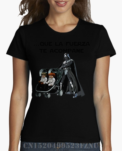 Summer Favourite t-shirt womens Darth Vader Force Short sleeves Novelty Knitted 3d S-XXXL
