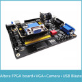 Altera EP4CE FPGA board kit EP4CE6 FPGA Board + USB Blaster + VGA Module + OV7670 Camera + Interface Board