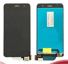 High Quality For Lenovo S858T S858 Lcd Display Assembly Complete + Touch Screen Digitizer 5.0 inch Free Shipping
