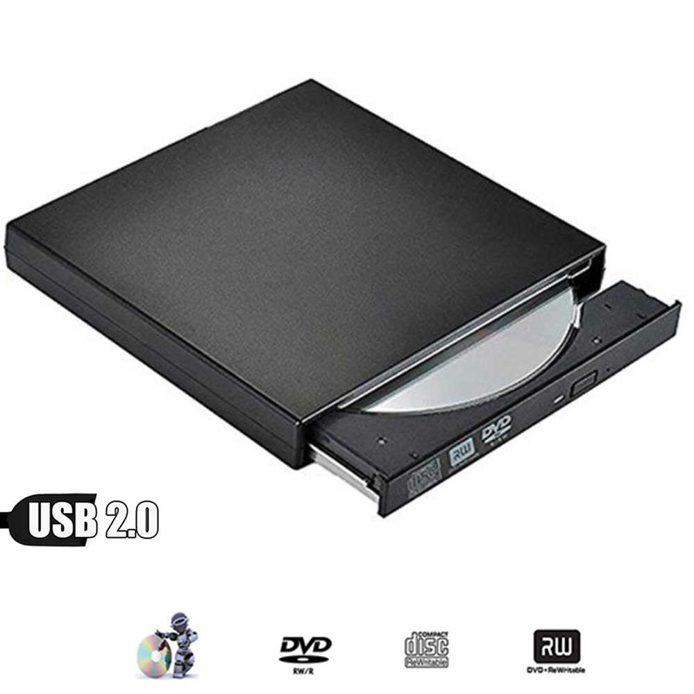 USB 2.0 External CD//DVD Drive for Acer Aspire 4820T-3697