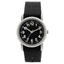 Watches Kid Nylon Straps Wristwatch Children Quartz Watch Cu
