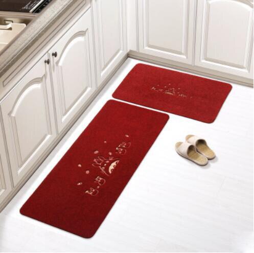2pcs set Cute Kitchen Mat Children Bedroom Rugs And Carpets Home Entrance  Hallway Doormat Bath Area. Cute Bedroom Rugs