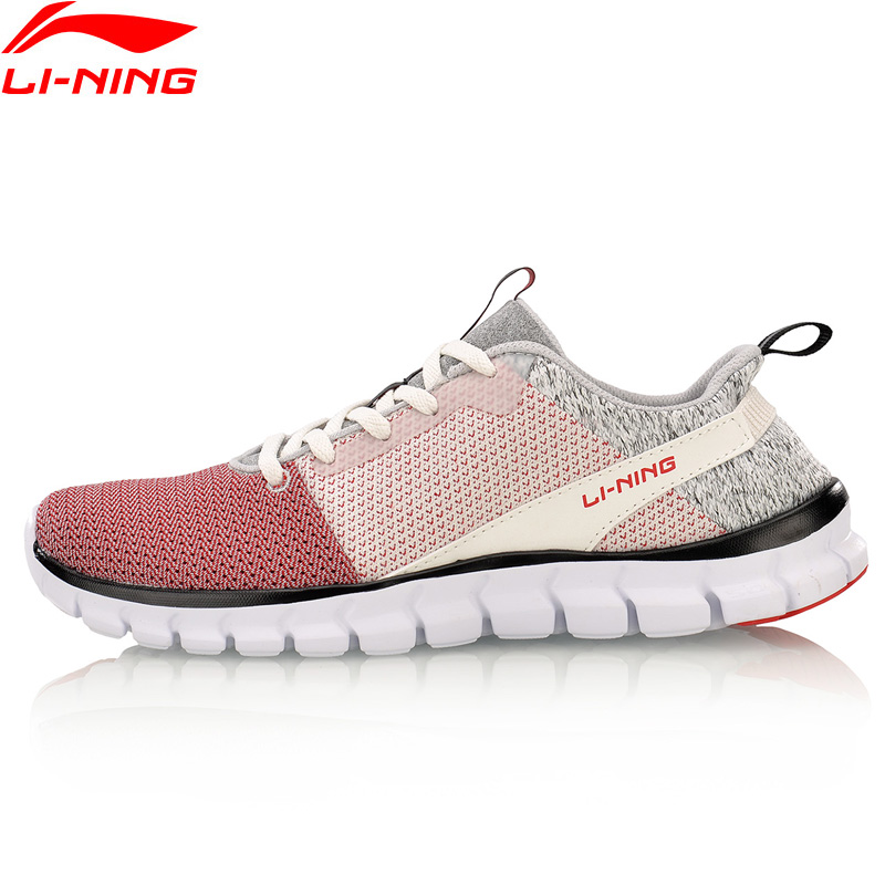 Li-Ning Femmes 24 H Intelligent Rapide Formation Chaussures Doublure Respirant Sport Chaussures Lumière Poids Sneakers AFHM024/AFHN026 YXX018