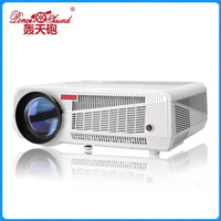 Thinyou Android LED LCD Projector Full HD 3D Wifi Smart Projectors Home Theater Game Beamer 1080P