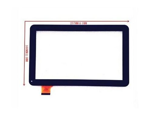 Free Shipping 10 1 inch Touch Screen 100 New for SUPRA M12CG 3G Touch Panel Tablet