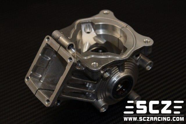 SCZ-E13 SCZ Racing Engine Crankcase scz e290 crankcase