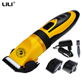 Professional Powerful Electric Scissors Pet Hair Clippers Dog Cat Rabbit Hair trimmer Animal Grooming Cutting Machine 110-240V