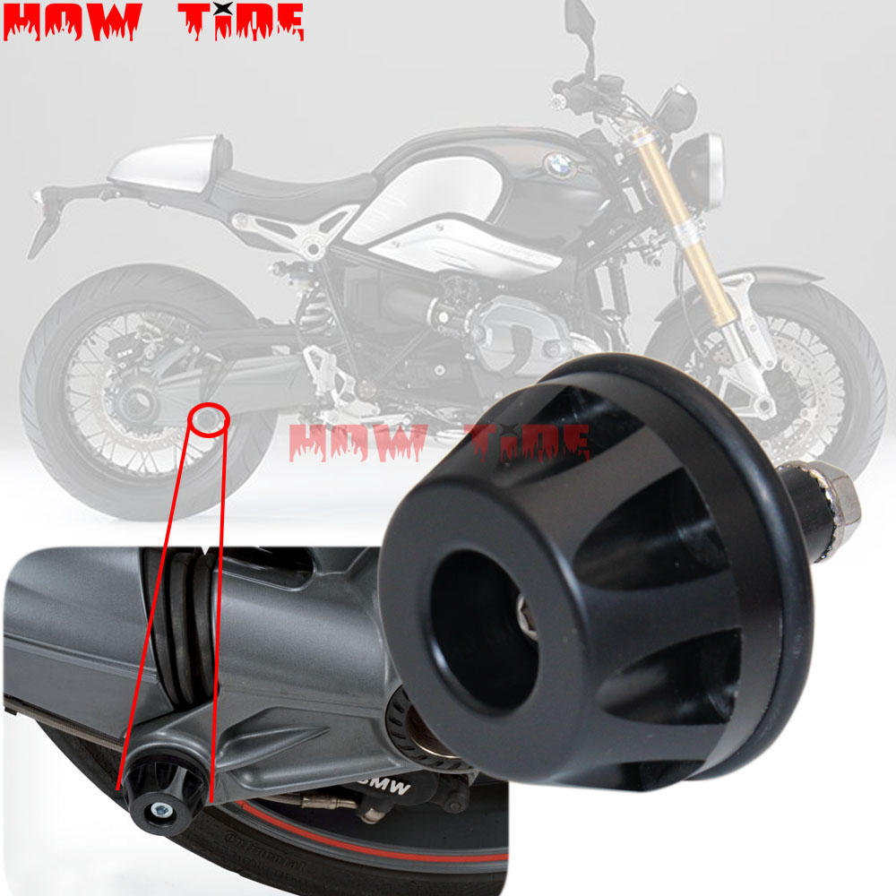 For BMW R1200RT 2005-2013 Motorcycle Final Drive Housing Cardan Crash Slider Protector For BMW <font><b>R1200ST</b></font> 2005-2008 image