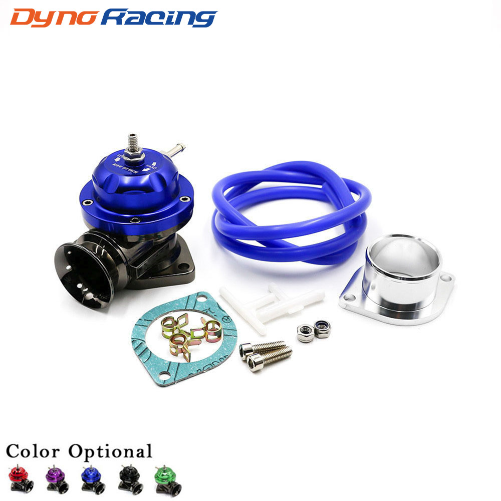 Válvula de descarga Turbo Universal tipo RS ajustable 25psi BOV adaptador de descarga YC100370