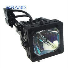XL 5200/XL5200 החלפת מנורת מקרן עם דיור עבור SONY KDS 50A2000 KDS 55A2000 KDS 60A2000 KDS 50A3000 גרנד