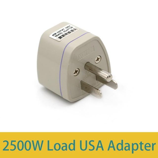 USA Standard Adapter Wireless Conversion Plug Socket Multifunctional Adaptor United States Japan Thailand Taiwan Canada Mexico 1
