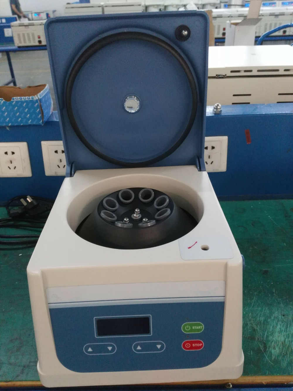 Detail Feedback Questions about 2017 PRP centrifuge with