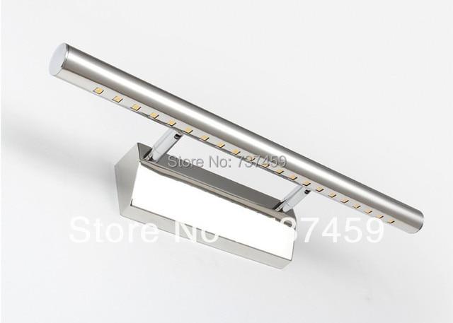 Verlichting Spiegel Badkamer : 5 w moderne ontwerp rvs badkamer spiegel verlichting hoge kwaliteit