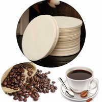 Big Promation! 350Pcs Per Pack Coffee Maker Replacement Professional Filters Paper For Aeropress Coffee Tea Tools Kitchen Tools