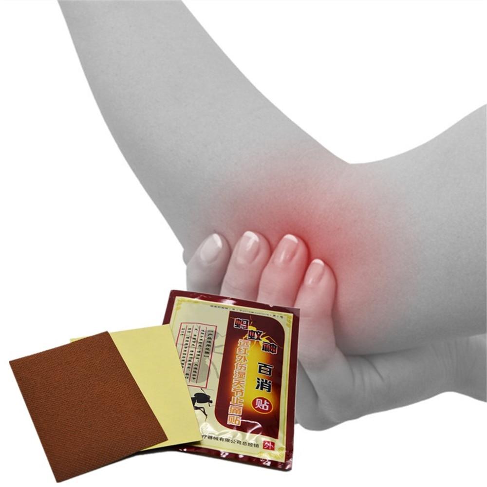 DISAAR 100% Wild Ant Venom Essential Oil Far infrared Analgesic Patch for Cure Rheumatism Arthritis Pain Killer Plaster