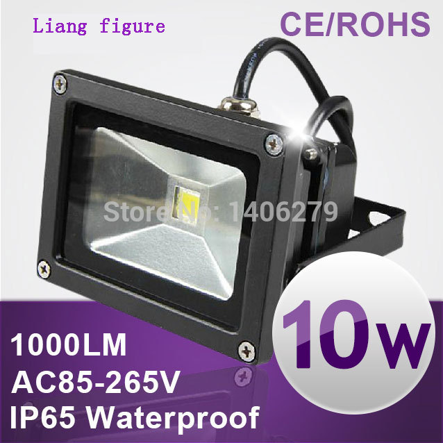 LED 10W Waterproof Outdoor Floodlight White/Warm White IP65 LED Outdoor Lighting Lamp LED Spotlight LED Projector lamp light