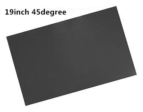 2sheet 19inch 4:3 LCD LED polarizer/polarized/polarizing film for PC monitor screen