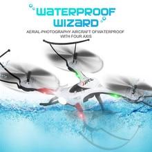 Nueva JJRC H31 Impermeable Resistencia A la Caída Headless Modo Uno tecla de Retorno 2.4G 4CH 6 Axis RC Quadcopter RTF Helicóptero Algunos Combos
