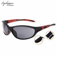 f8522c48a315 SG905 Eyekepper TR90 Frame Bifocal Sports Sunglasses Baseball Running  Fishing Driving Golf Softball Hiking Sun Readers